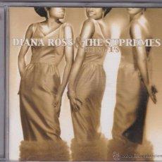 CDs de Música: DIANA ROSS & THE SUPREMES - THE Nº 1'S. Lote 49175351