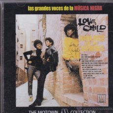 CDs de Música: DIANA ROSS AND THE SUPREMES - LOVE CHILD - MOTOWN COLLECTION. Lote 49175491