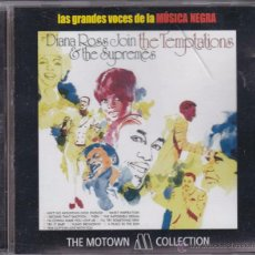 CDs de Música: DIANA ROSS & THE SUPREMES JOIN THE TEMPTATIONS. Lote 49175514