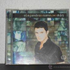 CDs de Música: ALEJANDRO SANZ CD MAS. Lote 49179405