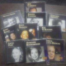 CDs de Música: 53 CD GRANDES VOCES COLECCION EMI CLASSICS ALTAYA (OPERA, ZARZUELA, ETC.). Lote 49180283