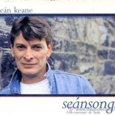 CDs de Música: SEAN KEANE / SEANSONGS (DOBLE CD RESISTENCIA 2000) VER TEMAS. Lote 49196396