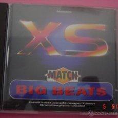 CDs de Música: BIG BEATS. MXSOO5. MATCH PRODUCTION MUSIC. CHEMICAL, HIP HOP, BREAK BEAT CD EDICION EXTRANJERA. Lote 49197260