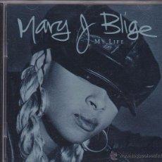 CDs de Música: MARY J BLIGE - MY LIFE. Lote 49207925