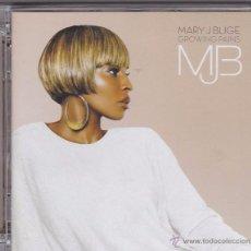 CDs de Música: MARY J BLIGE - GROWING PAINS. Lote 49207968