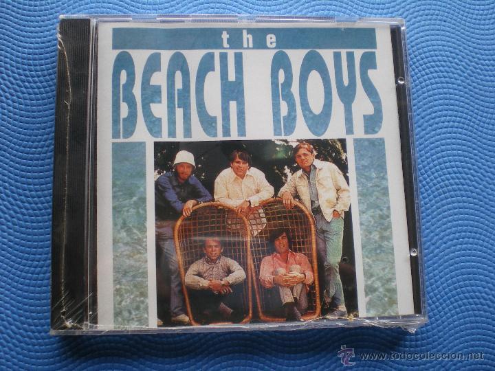 THE BEACH BOYS SURFER GIRL CD ALBUM PRECINTADO (Música - CD's Rock)