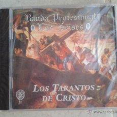 CDs de Música: CD SEMANA SANTA NUEVO PRECINTADO, BANDA PROFESIONAL LOS SEISES, LOS TARANTOS DE CRISTO . Lote 49218942