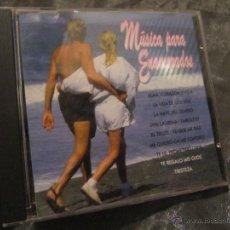 CDs de Música: MUSICA PARA ENAMORADOS-CD RARO 1996. Lote 49221028