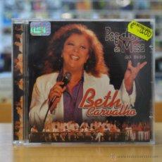 CDs de Música: BETH CARVALHO - AO VIVO - CD. Lote 49233549
