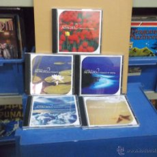 CDs de Música: ADAGIO, CLASSICAL'S FOR RELAXING - 5 CD´S. Lote 49197402