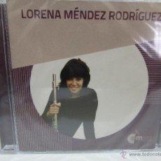 CDs de Música: LORENA MENDEZ RODRIGUEZ - PREMIOS MANS FUTURO - PAIDEIA - 2014 - EDICION LIMITADA 500 COPIAS - NUEVO. Lote 49244499