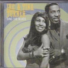 CDs de Música: IKE & TINA TURNER - SING THE BLUES. Lote 49255166
