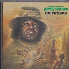 CDs de Música: JAMES BROWN - THE PAYBACK. Lote 49255502