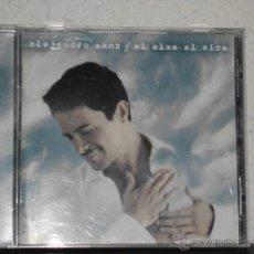 CDs de Música: ALEJANDRO SANZ CD EL ALMA AL AIRE. Lote 49258603