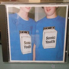 CDs de Música: SONIC YOUTH - WASHING MACHINE. Lote 49260347