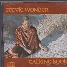 CD de Música: STEVIE WONDER - TALKING BOOK. Lote 49261648