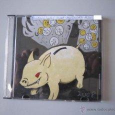 CDs de Música: CD - RECOPILACIÓN - H.C.PUNK SKA - 2008 - IMPORTACIÓN PUERTO RICO. Lote 49286840