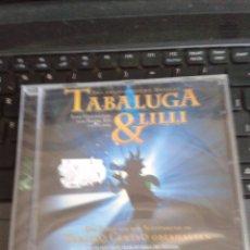 CDs de Música: CD NUEVO PRECINTADO BSO BANDA SONORA ORIGINAL MUSICAL TABALUGA & LILLI THEATRO CENTRO OBERHAUSEN. Lote 49289359