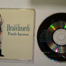 CDs de Música: ANGELO BRANDUARDI - PUEDE HACERSE / SI PUO FARE (SINGLE CD PROMO 1993). Lote 49292689