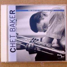 CDs de Música: CHET BAKER - THE BEST OF CHET BAKER PLAYS (CD). Lote 49295485