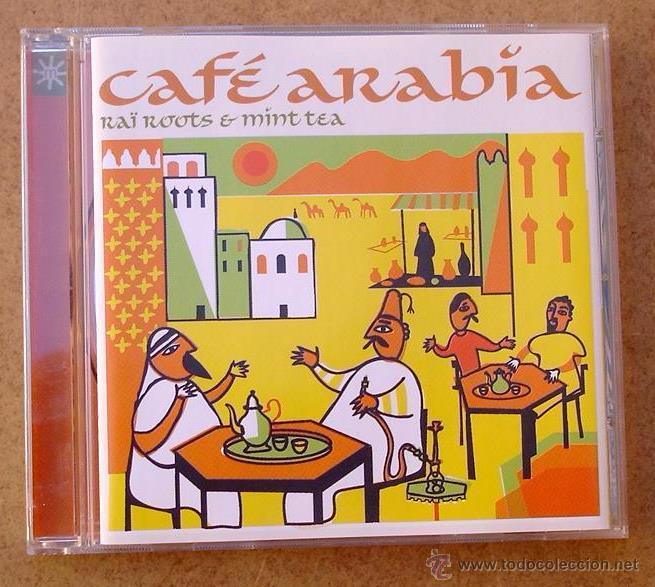 CAFÉ ARABIA - RAI ROOTS & MINT TEA (CD) VARIOS (Música - CD's World Music)