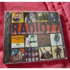 CDs de Música: RADIO 77 – EL SONIDO DE LA CIUDAD. Lote 49311543