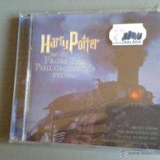 CDs de Música: CD PRECINTADO CINE HARRY POTTER MUSIC FROM THE PHILOSOPHER'S STONE JOHN T. WILLIAMS NEWSOUND 2000. Lote 49319931