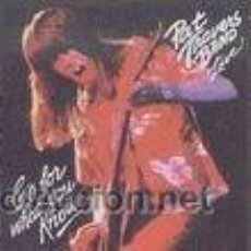 CDs de Música: PAT TRAVERS BAND - LIVE! GO FOR WHAT YOU KNOW. Lote 49340044