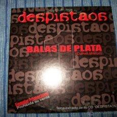 CDs de Música: MCD PROMO DESPISTAOS – BALAS DE PLATA. Lote 49362980