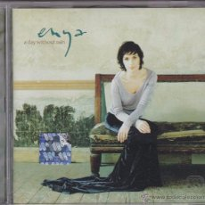 CDs de Música: ENYA - A DAY WITHOUT RAIN. Lote 49370147