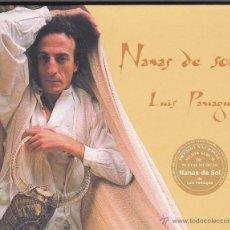 CDs de Música - Nanas de Sol - Luis Paniagua - Digipack - 49408665