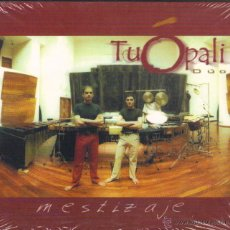 CDs de Música: TUOPALI DUO - MESTIZAJE CD ALBUM PRECINTADO. Lote 49408734