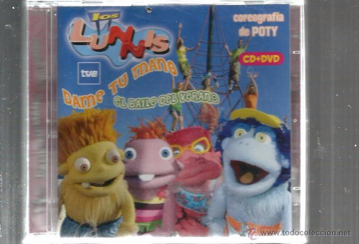 CD TVE / SONNY / BMG LOS LUNNIS . DAME TU MANO (Música - CD's Bandas Sonoras)