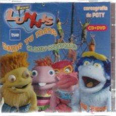 CDs de Música: CD TVE / SONNY / BMG LOS LUNNIS . DAME TU MANO. Lote 49447649