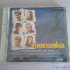 CDs de Música: CD NUEVO PRECINTADO BSO BANDA SONORA ORIGINAL CINE ESPAÑOL MENSAKA PÁGINAS DE UNA HISTORIA OST. Lote 49448681