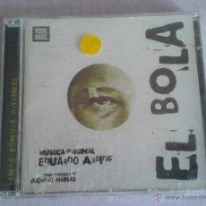 CDs de Música: CD NUEVO PRECINTADO BSO BANDA SONORA ORIGINAL CINE ESPAÑOL EL BOLA SOUNDTRACK OST. Lote 49448792