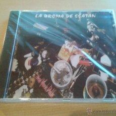 CDs de Música: LA BROMA DE SSATAN - PUNK AÑOS 80 - CD NUEVO ORIGINAL PRECINTADO EDICIÓN LIMITADA (C1). Lote 50874019