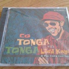 CDs de Música: LORD KAYA & THE KINKY COO COO`S - CO TONGA TONGA - CD NUEVO ORIGINAL AÑO 2003. Lote 49533769