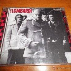 CDs de Música: LOMBARDI UNO CD ALBUM DEL AÑO 2002 CONTIENE 12 TEMAS COQUE MALLA LOS RONALDOS PAUL COLLINS. Lote 49477658