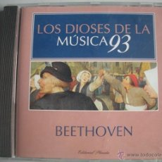 CDs de Música: MAGNIFICO CD DE - LOS DIOSES DE LA MUSICA 93 - BEETHOVEN -. Lote 49478427