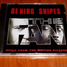 CDs de Música: THE FAN / FANATICO - MUSIC FROM THE MOTION PICTURES - PRECINTADA. Lote 49482179