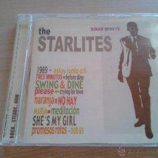 CDs de Música: THE STARLITES, BIKINI GROOVY - SKA REGGAESTEADY ESPAÑA - CD NUEVO ORIGINAL (C1). Lote 53814723