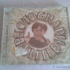 CDs de Música: CD NUEVO PRECINTADO JULIAN LENNON PHOTOGRAPH SMILE HIJO JOHN LENNON THE BEATLES. Lote 49484293