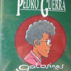 CDs de Música: PEDRO GUERRA. GOLOSINAS. CD 17 TEMAS. 1195. BMG. PRIMERA EDICIÓN. CON LIBRETO.. Lote 49484711