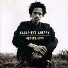 CDs de Música: CD EAGLE-EYE CHERRY – DESIRELESSS 1997 POP DE LOS 90'S. Lote 49511499