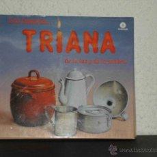 CDs de Música: TRIANA CD DOBLE CARTON- UNA HISTORIA DE LA LUZ Y DE LA SOMBRA 1997. Lote 49525806