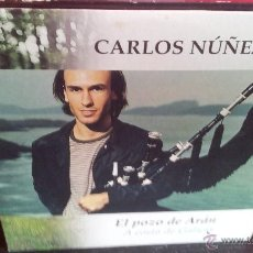 CDs de Música: CARLOS NÚÑEZ - EL POZO DE ARÁN / CD SINGLE. Lote 49536077