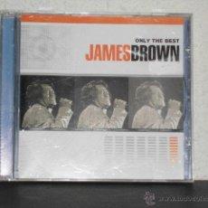 CDs de Música: JAMES BROWN CD ONLY THE BEST. Lote 49542604