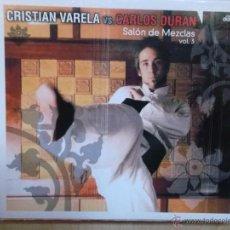 CDs de Música: CRISTIAN VARELA VS CARLOS DURAN. Lote 49559993