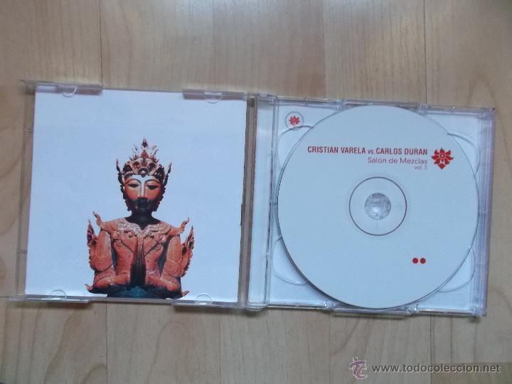 CDs de Música: CRISTIAN VARELA VS CARLOS DURAN - Foto 3 - 49559993